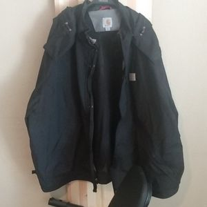 Carhartt jacket  black 4x